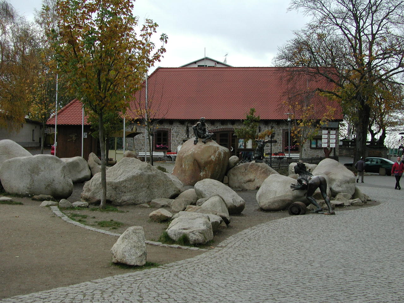 Harz Hexentanzplatz, photo: State Chancellery
