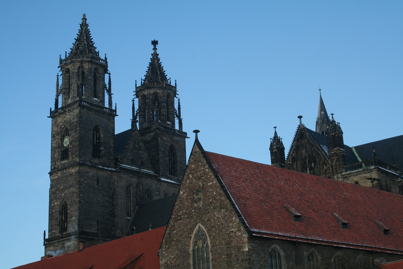 Cathedral to Magdeburg, photo: State Chancellery