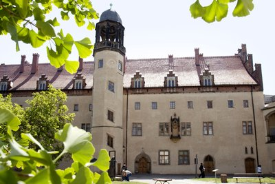 Luther House i Wittenberg, photo: IMG/Anne Hasselbach