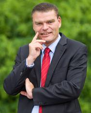 Minister of the Interior and Sport of the state of Saxony-Anhalt